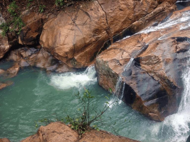 фото: водопад Бахо