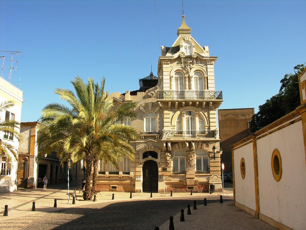 Исторический центр города Фаро
