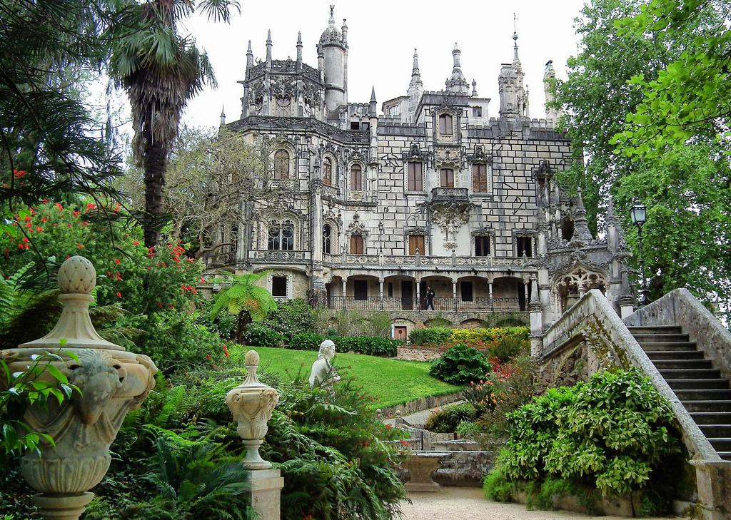 Дворец Кинта-да-Регалейра