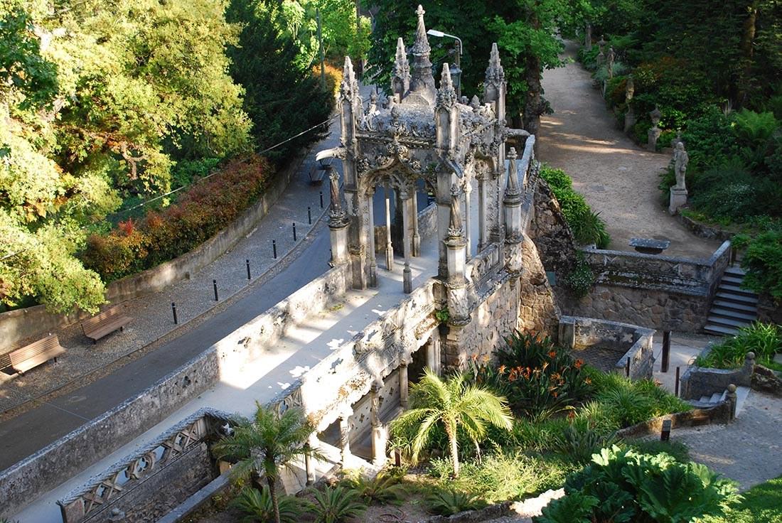 Фото: парк Кинта-да-Регалейра