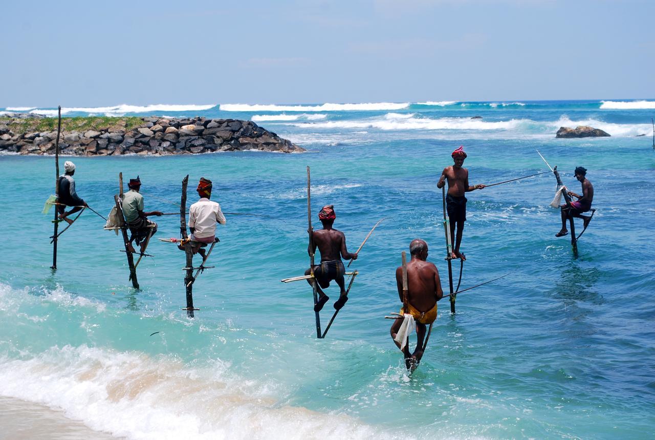 Рыбаки в Мириссе