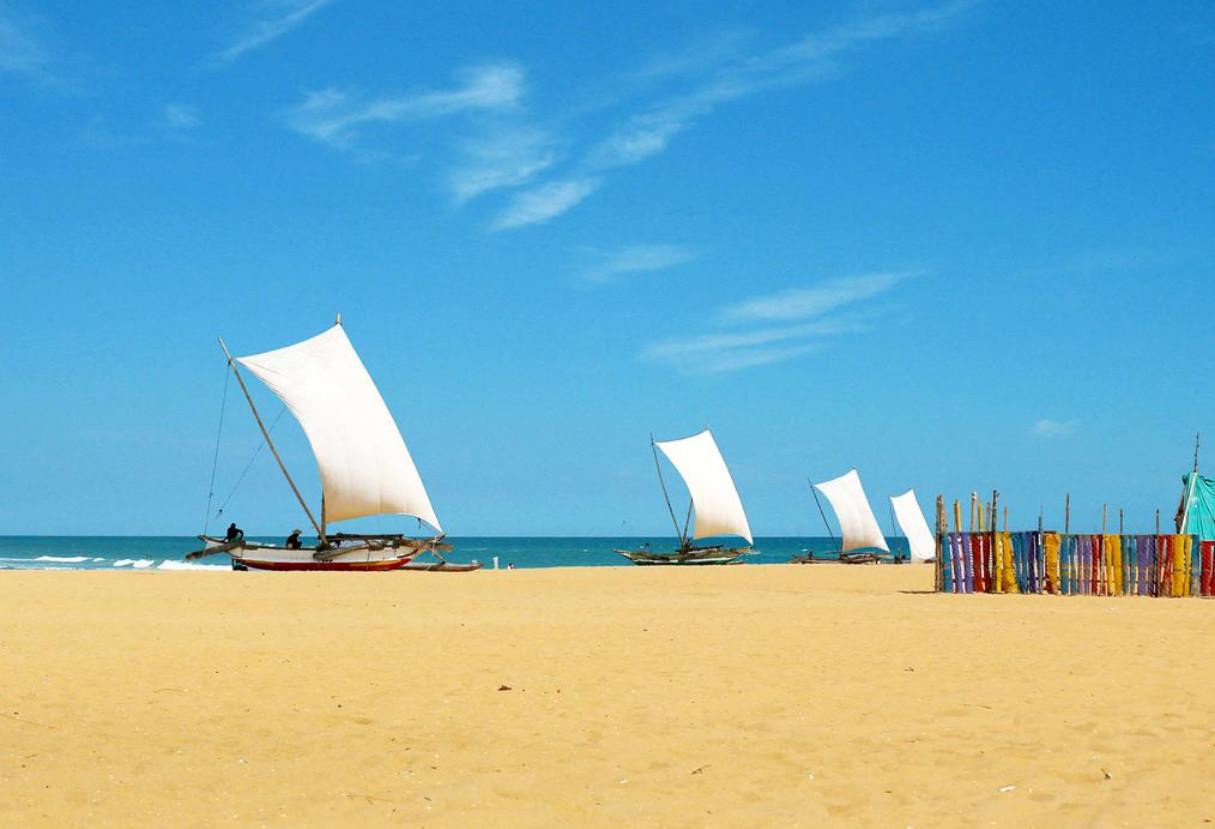 Фото: пляж Негомбо