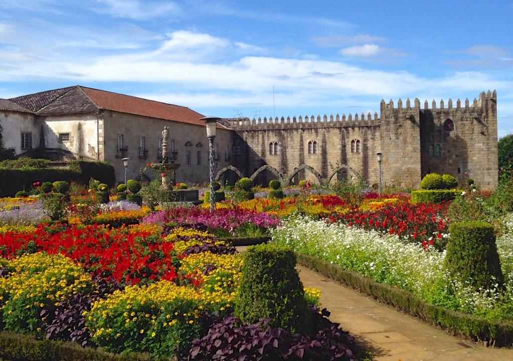 Фото: сады Санта-Барбары