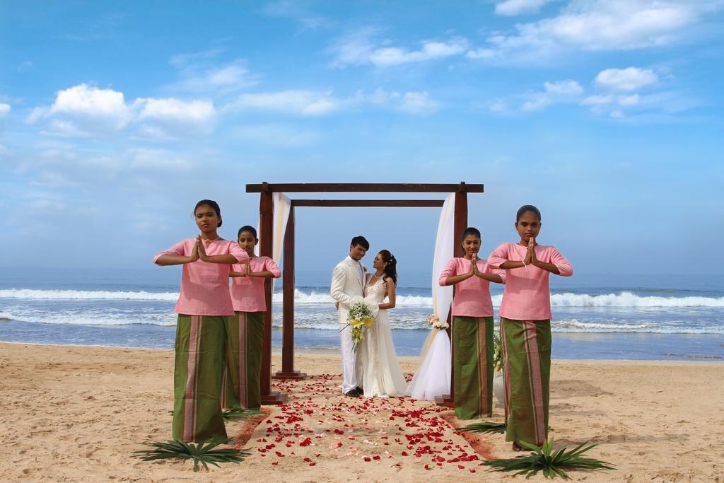 Фото: свадьба в Бентоте
