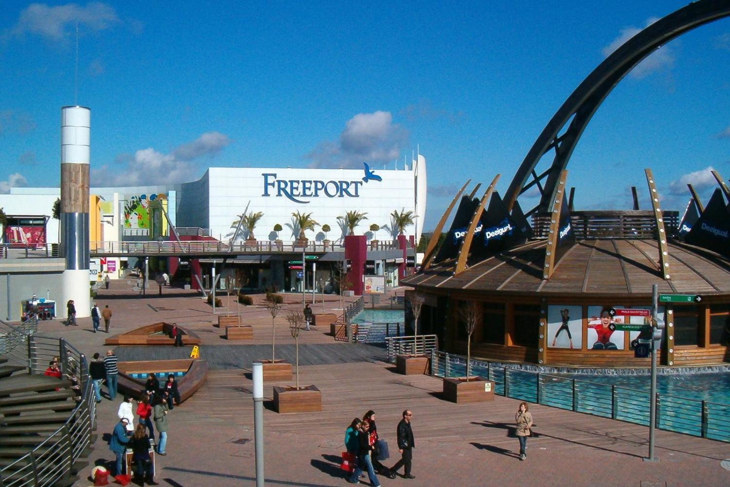 Freeport Outlet, Лиссабон