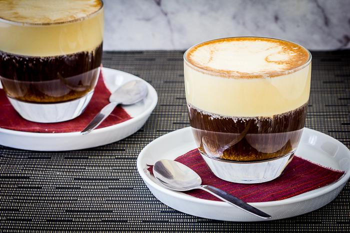 Кофе с яйцом по-вьетнамски