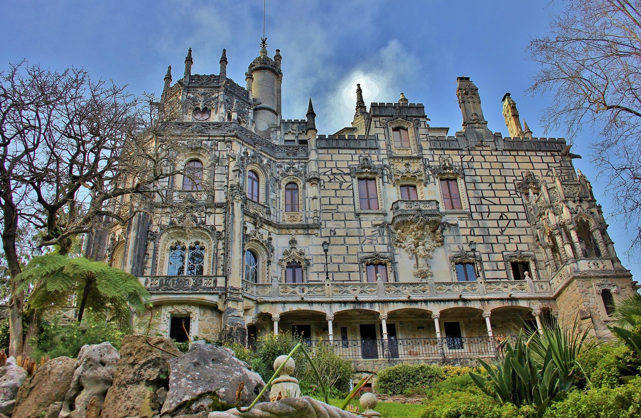 Фото: дворец Кинта-да-Регалейра