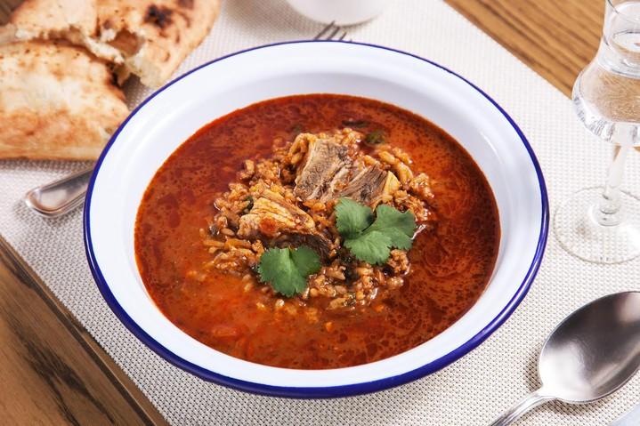 Фото: суп харчо