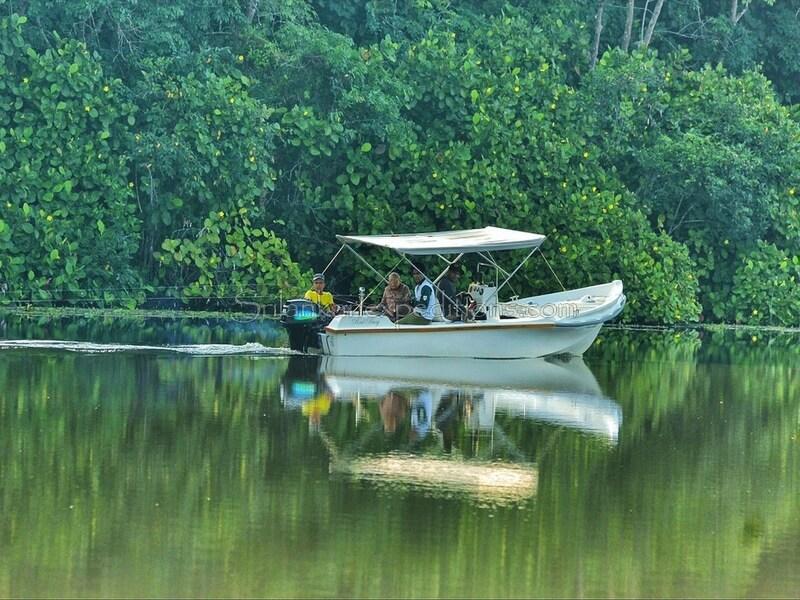 На озере Болгода