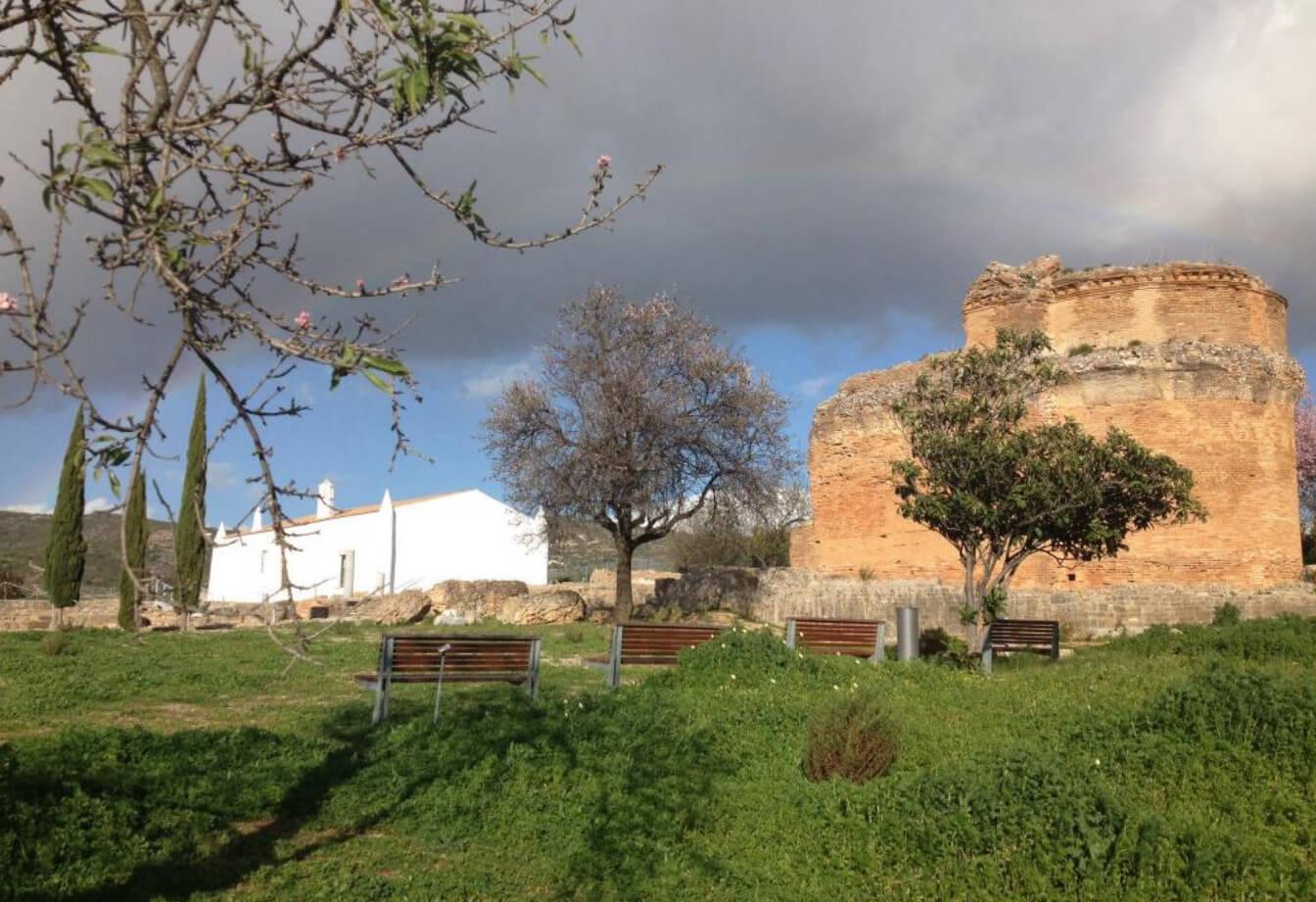 Историческая достопримечательность - римская вилла