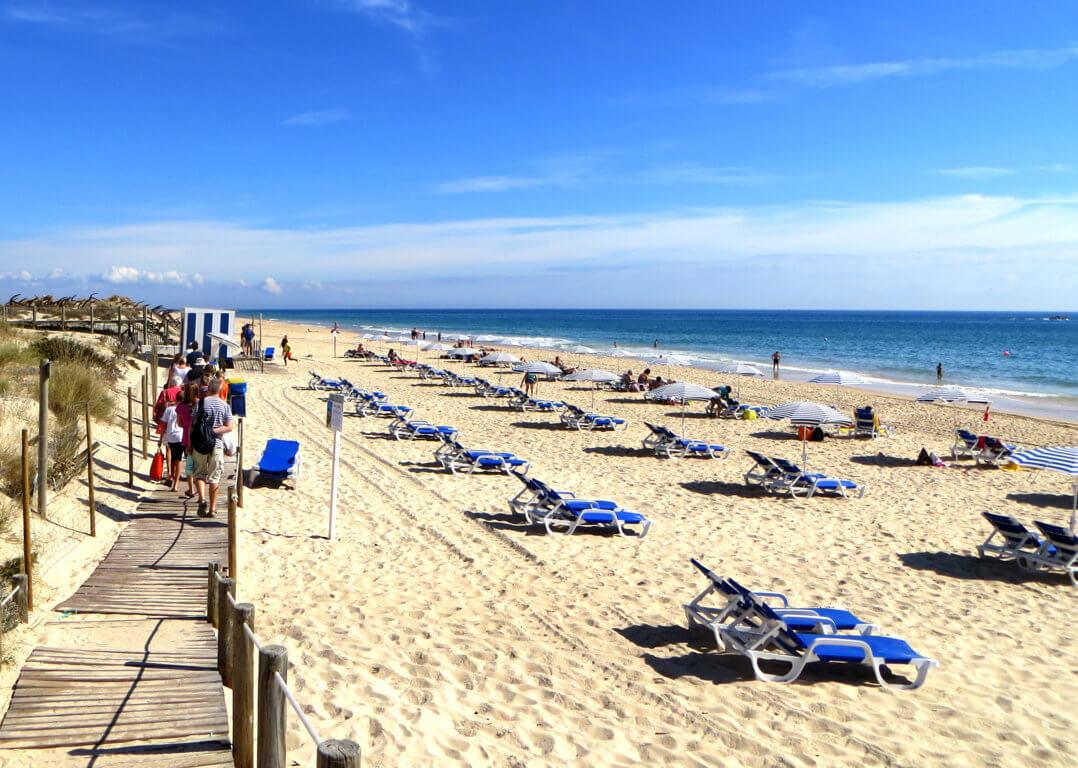 Фото: так выглядит пляж Баррил