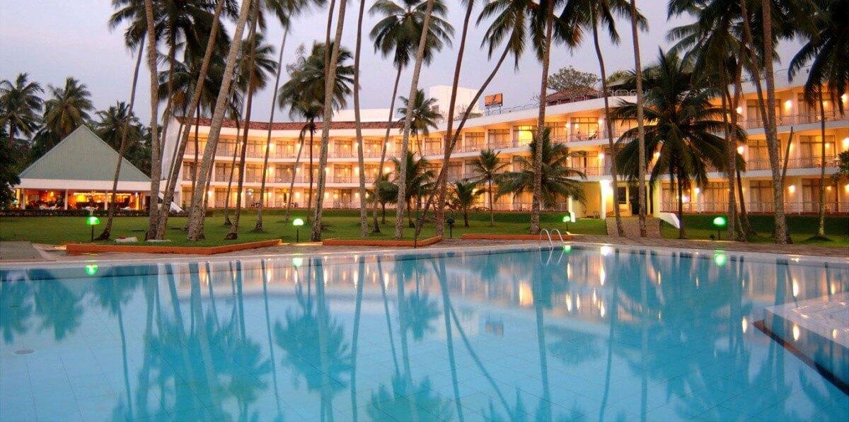 Фото: территория отеля Villa Ocean View 4*