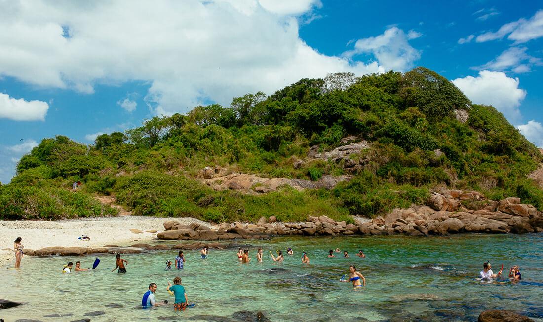 Остров Пиджеон, Шри-Ланка