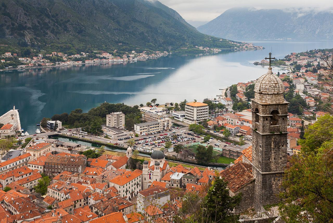 Фото: город Котор, Черногория
