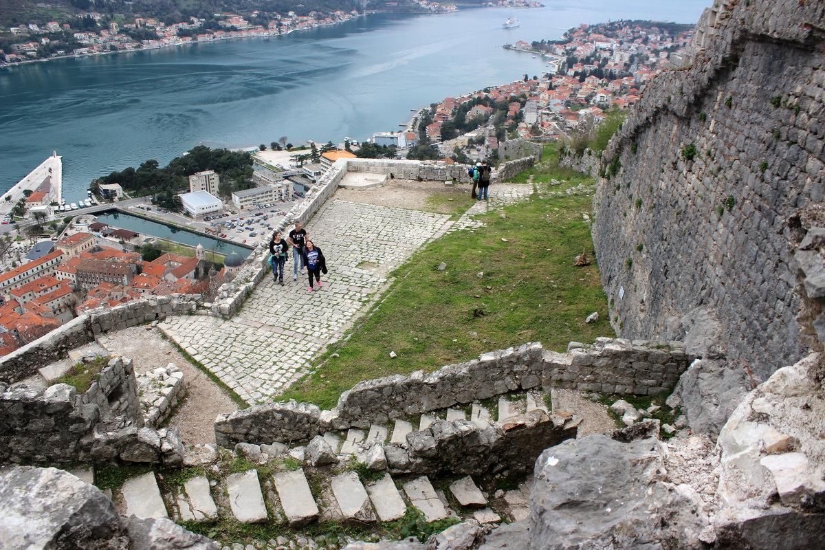 Достопримечательность: Крепость Святого Иоанна