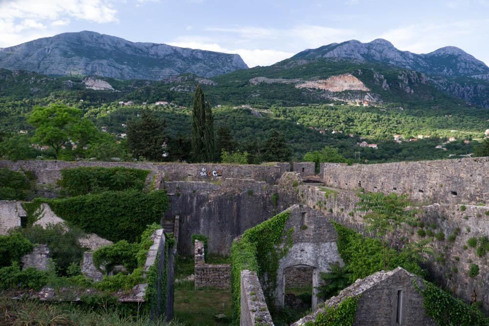 Фото: крепость Шпаньола