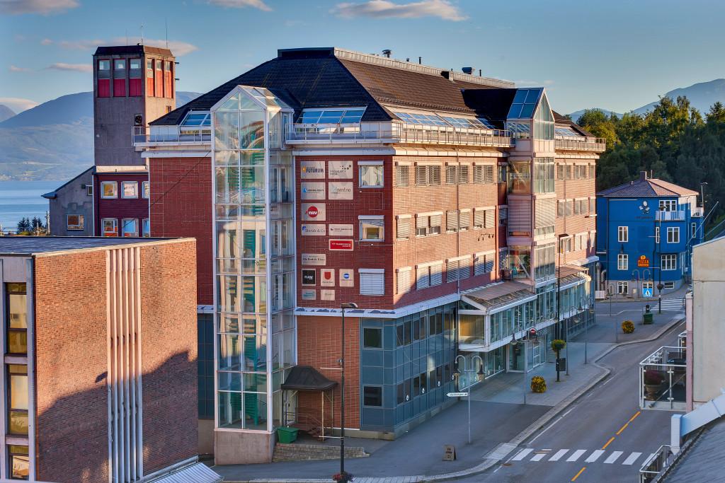 Фото: город Нарвик, Норвегия