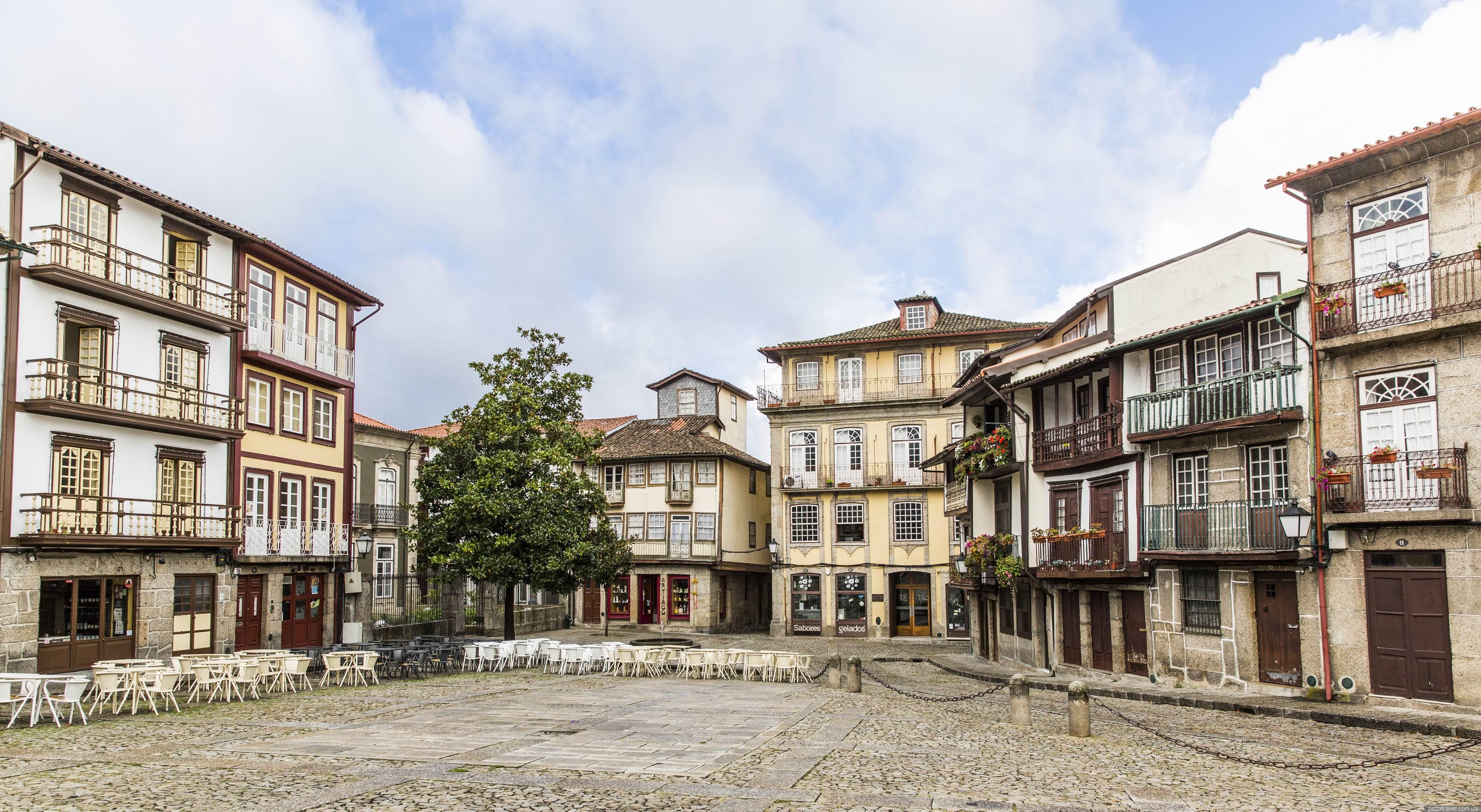 Архитектура города Гимарайнш