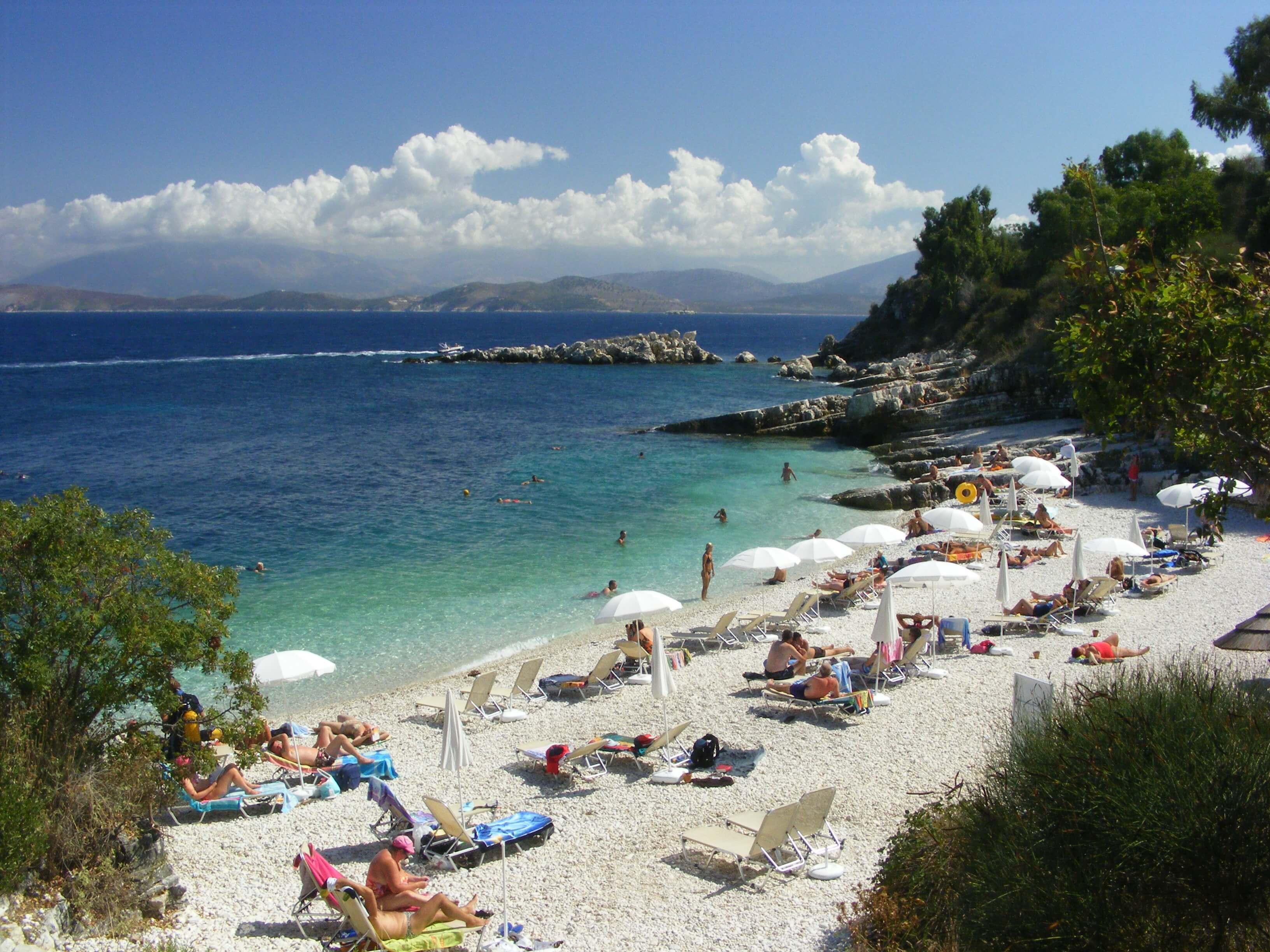 Пляж Bataria