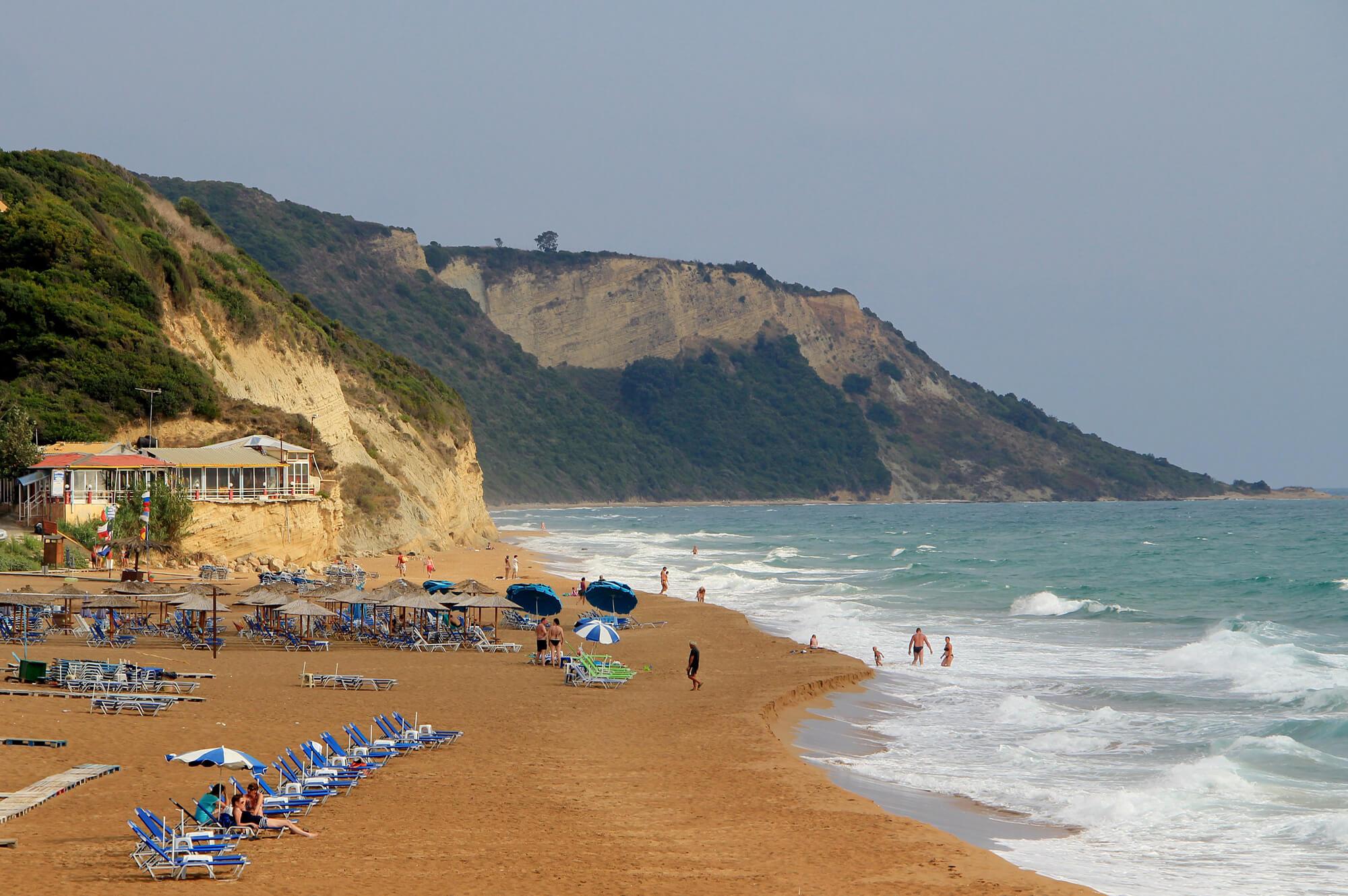 Пляж Маратиас