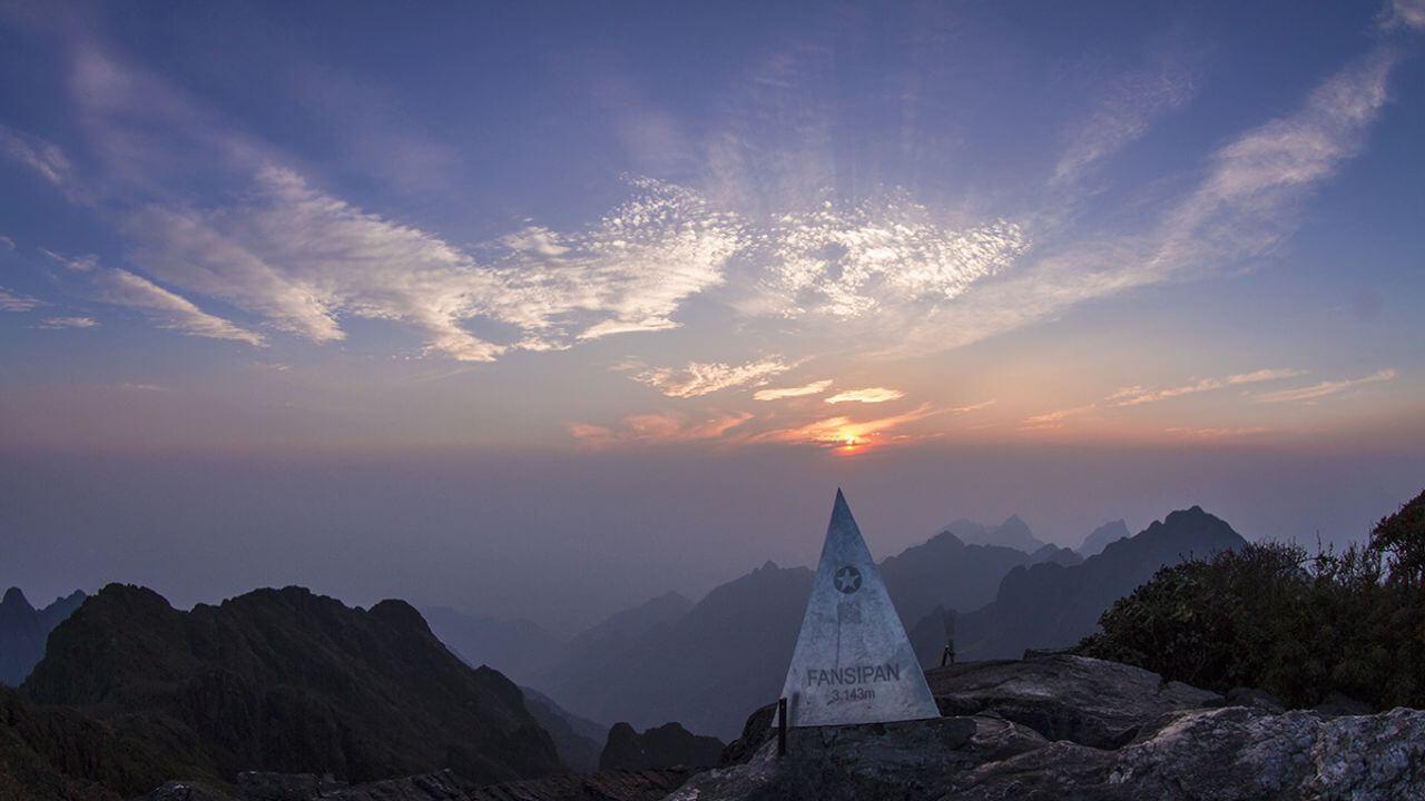 Фото: гора Фансипан