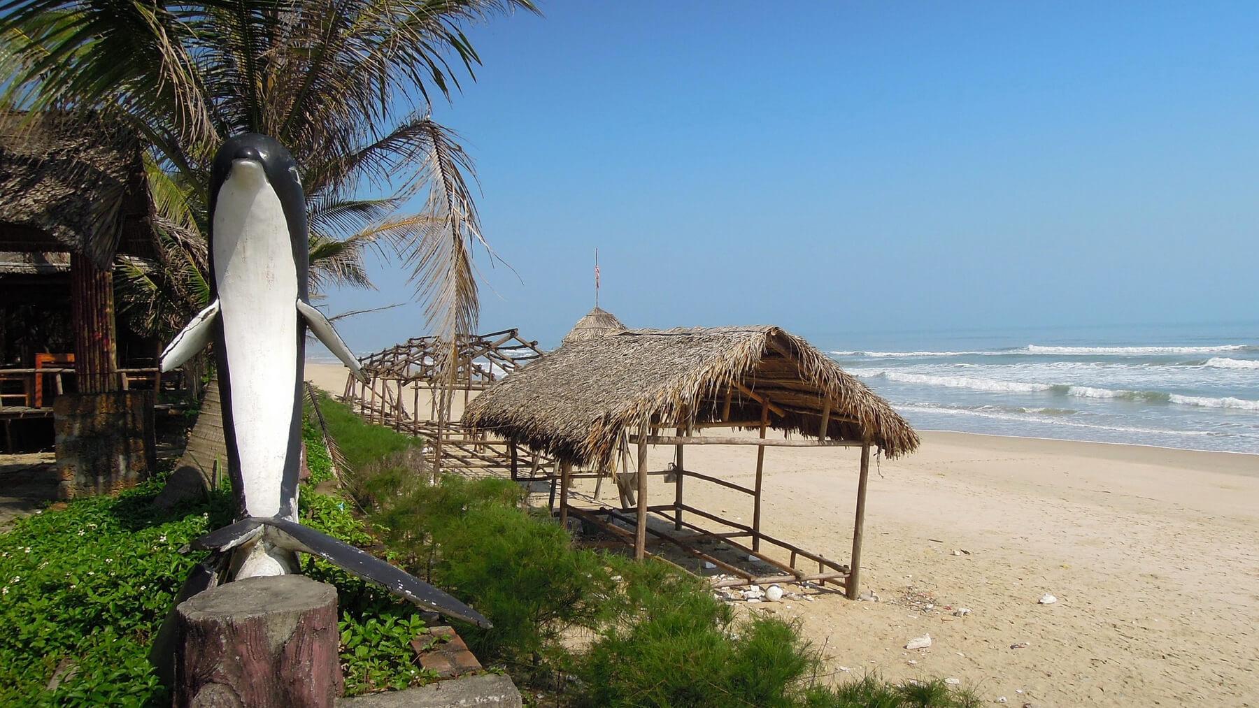 Пляж Lang Co