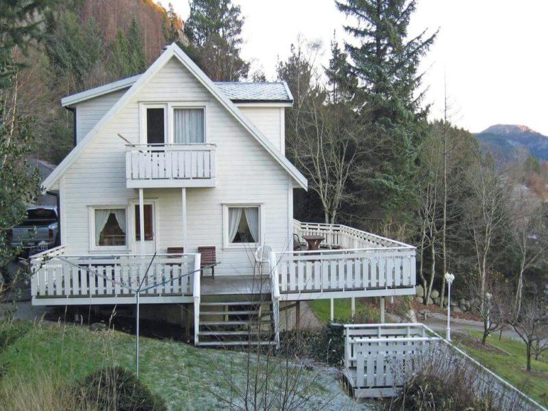 Фото Holiday home Jørpeland Jøssangvegen