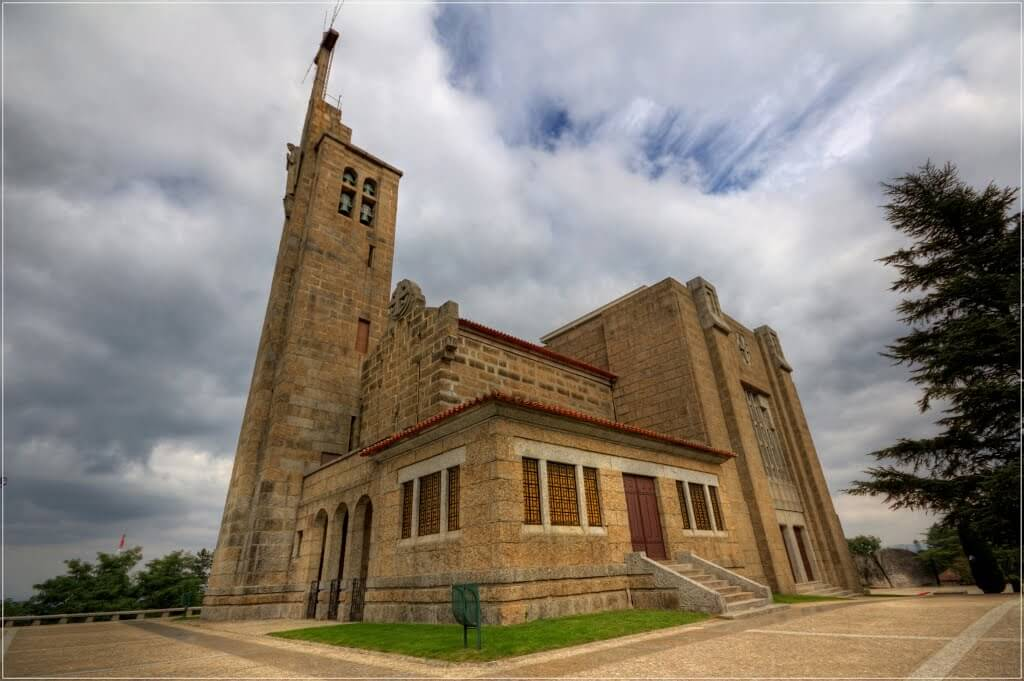 Церковь-да-Пенья