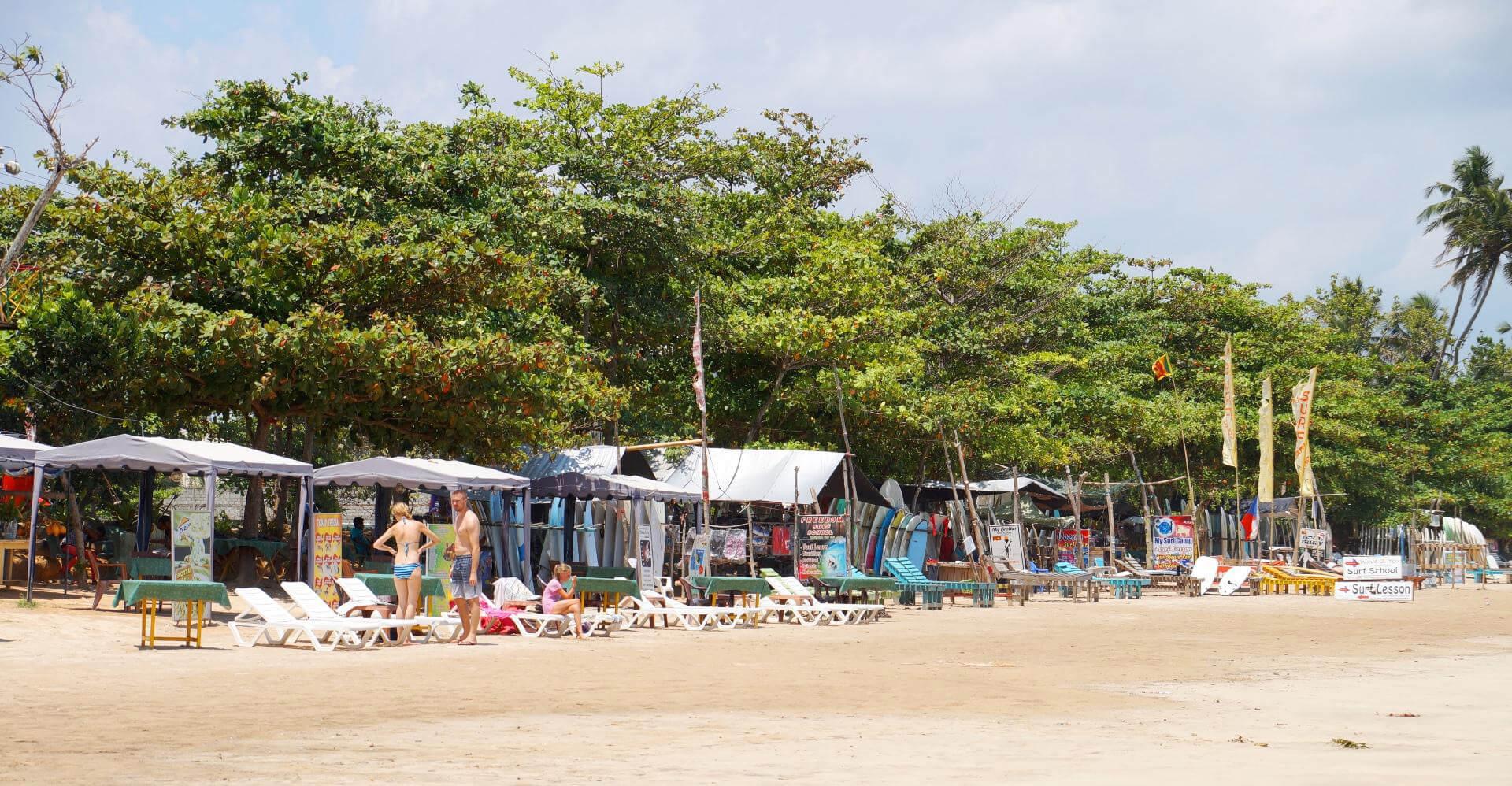 Школы серфинга и аренда инвентарь