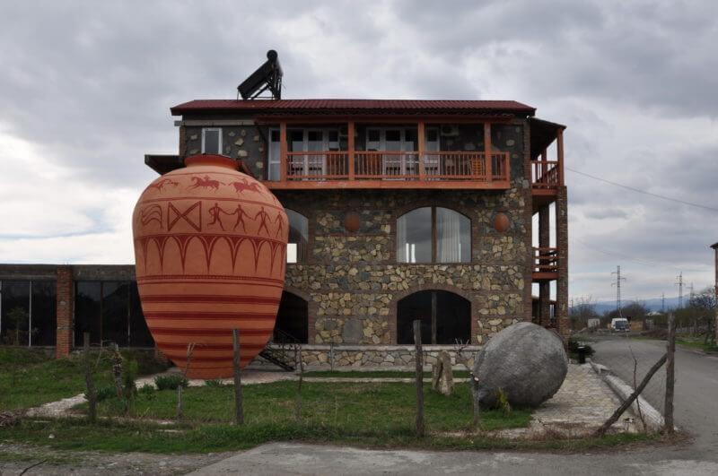 Музей Кувшинов Квеври и Вина