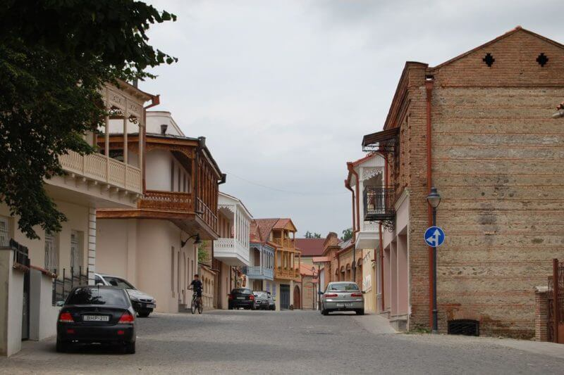 Старый город Телави