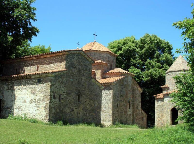 Монастырь Дзвели Шуамта