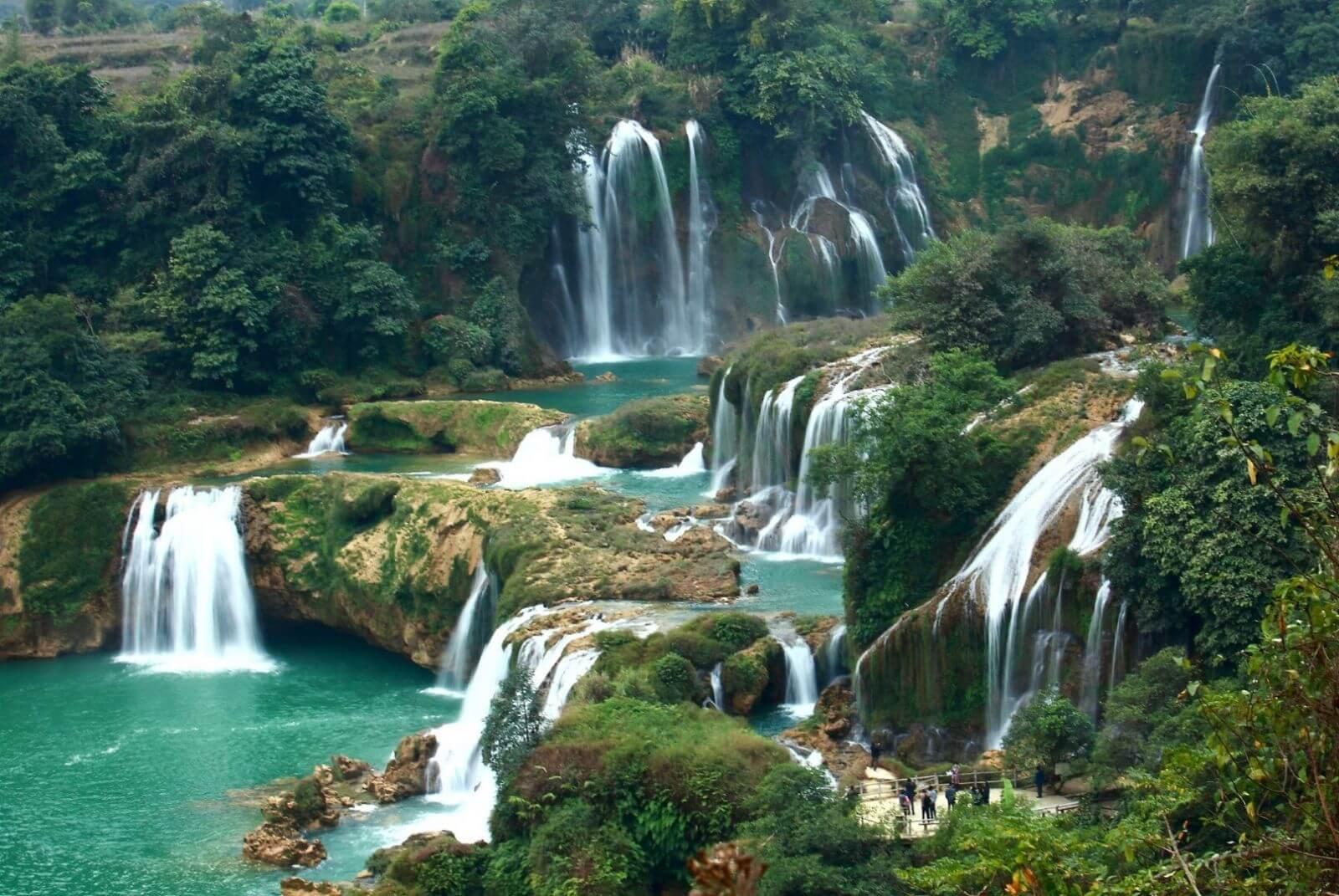 Фото: Водопад Тха Бак
