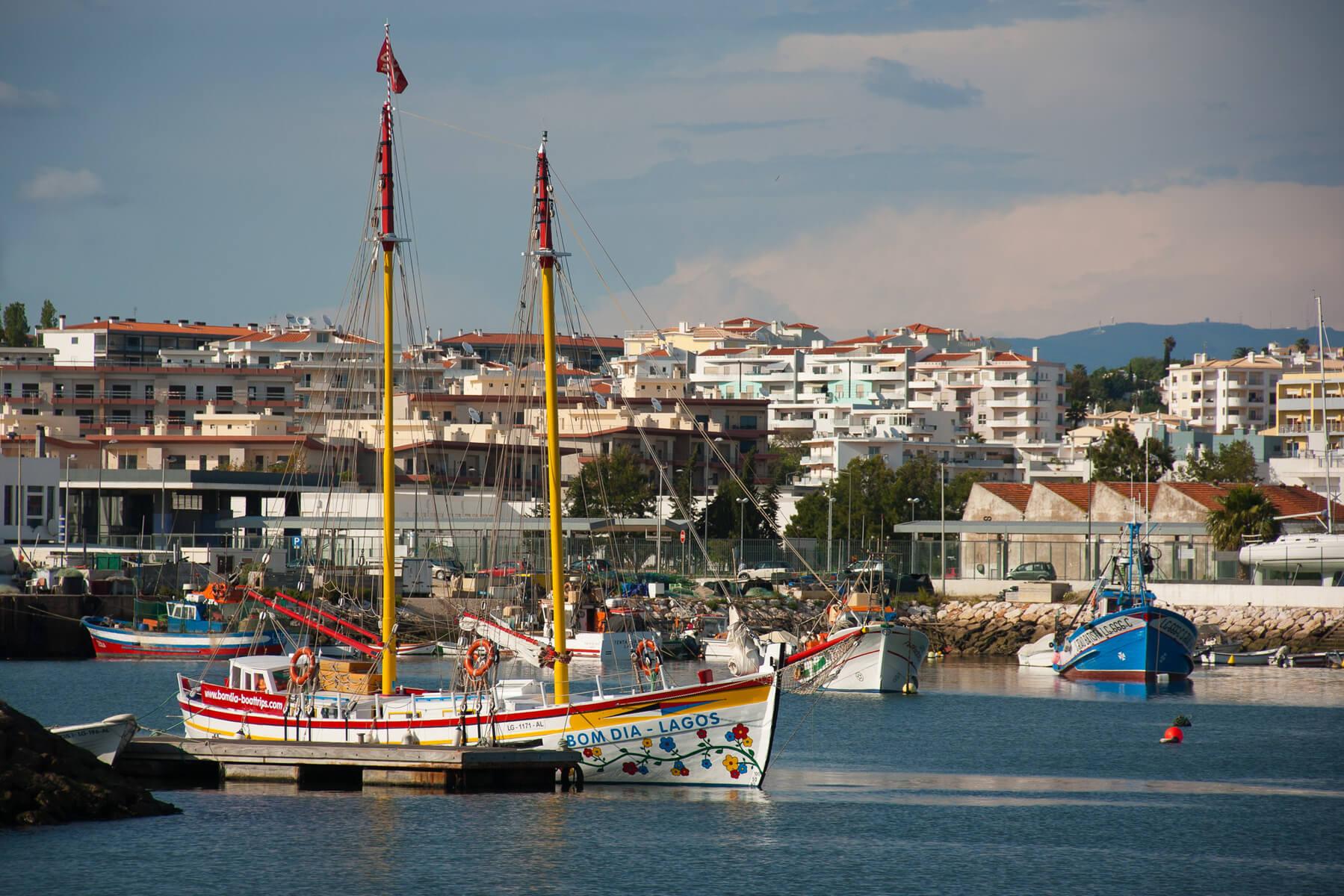 Лагуш (Португалия)