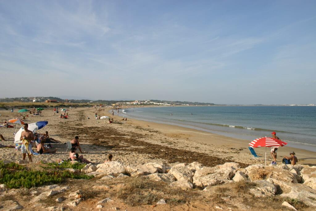 Пляж Meia Praia