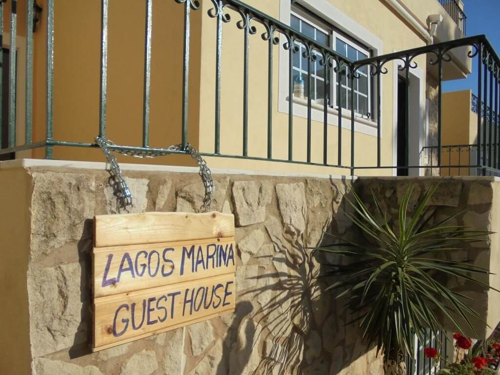 Хостел Lagos Marina Guest House