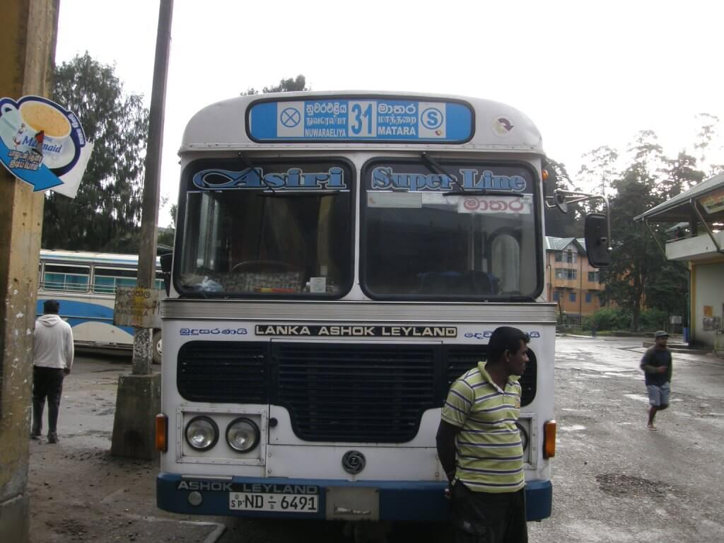 Автобус № 31