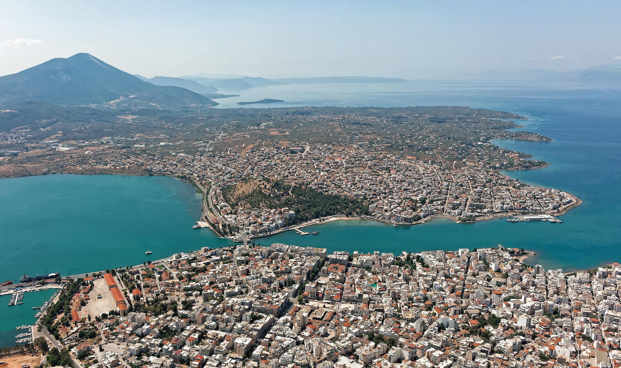 Остров Эвия (Греция)