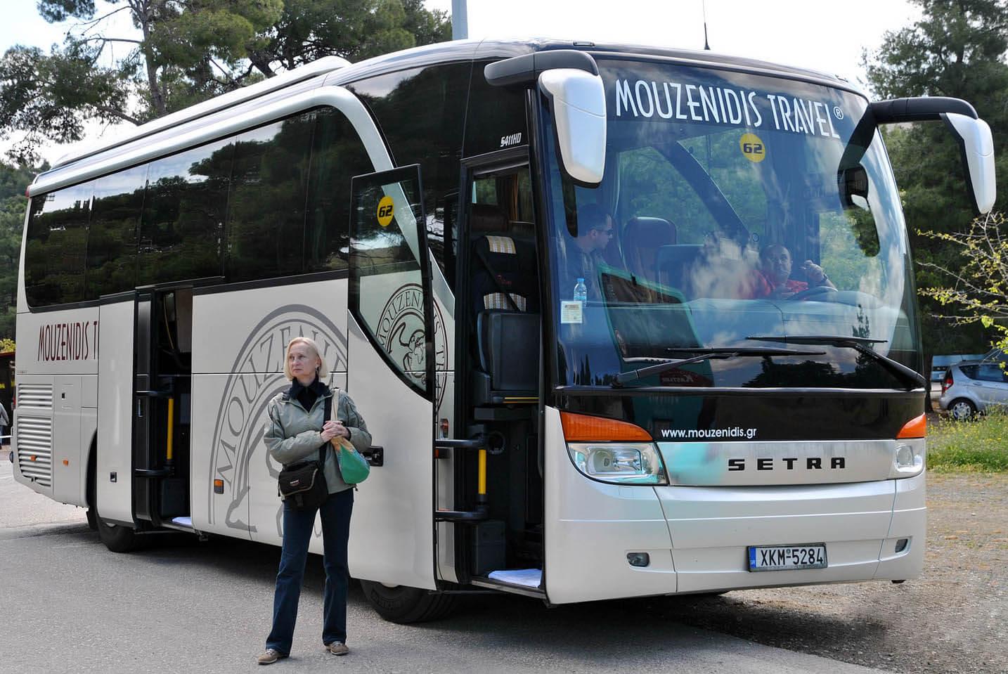 Автобусные экскурсии