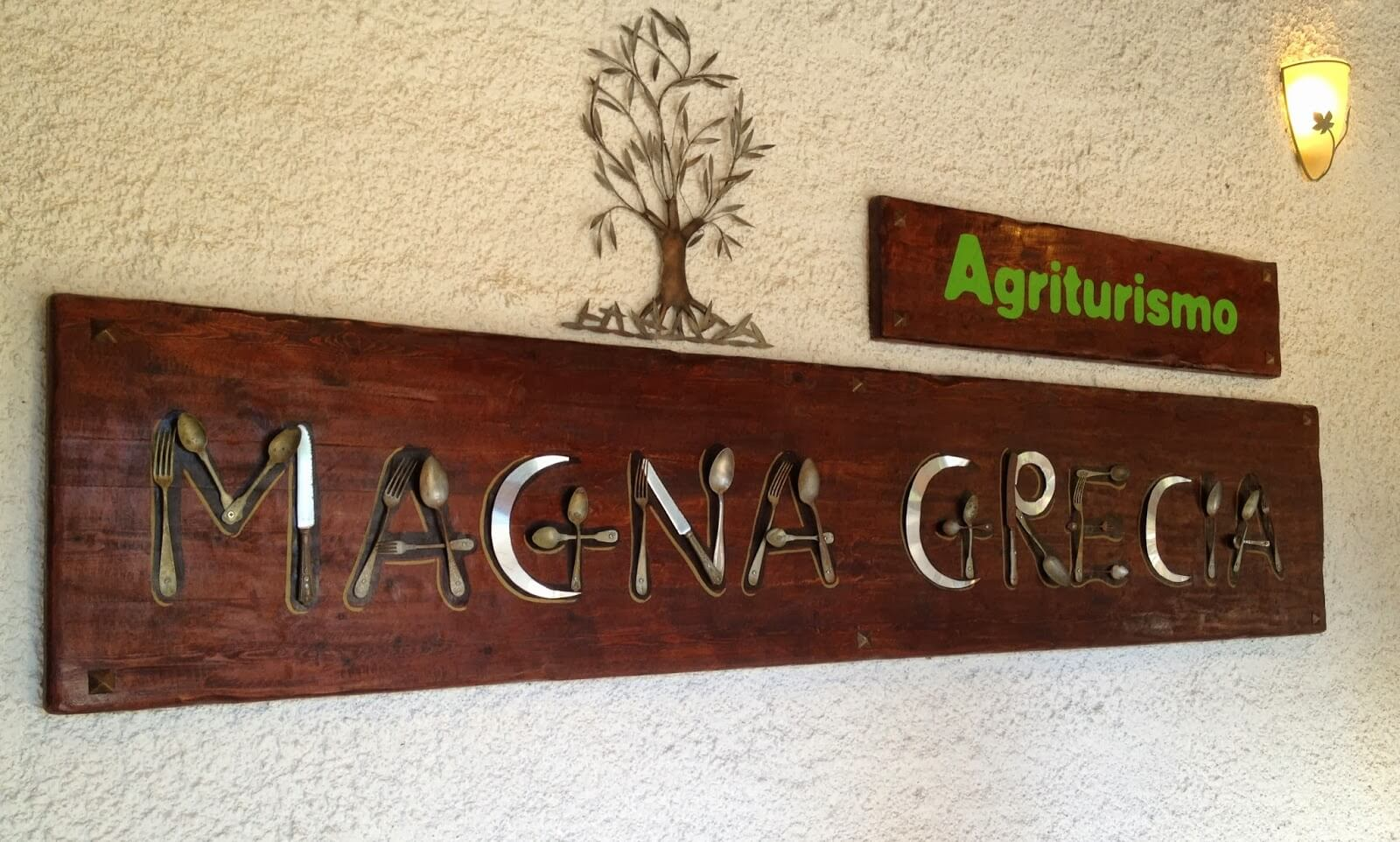 Ферма «Magna Grecia»