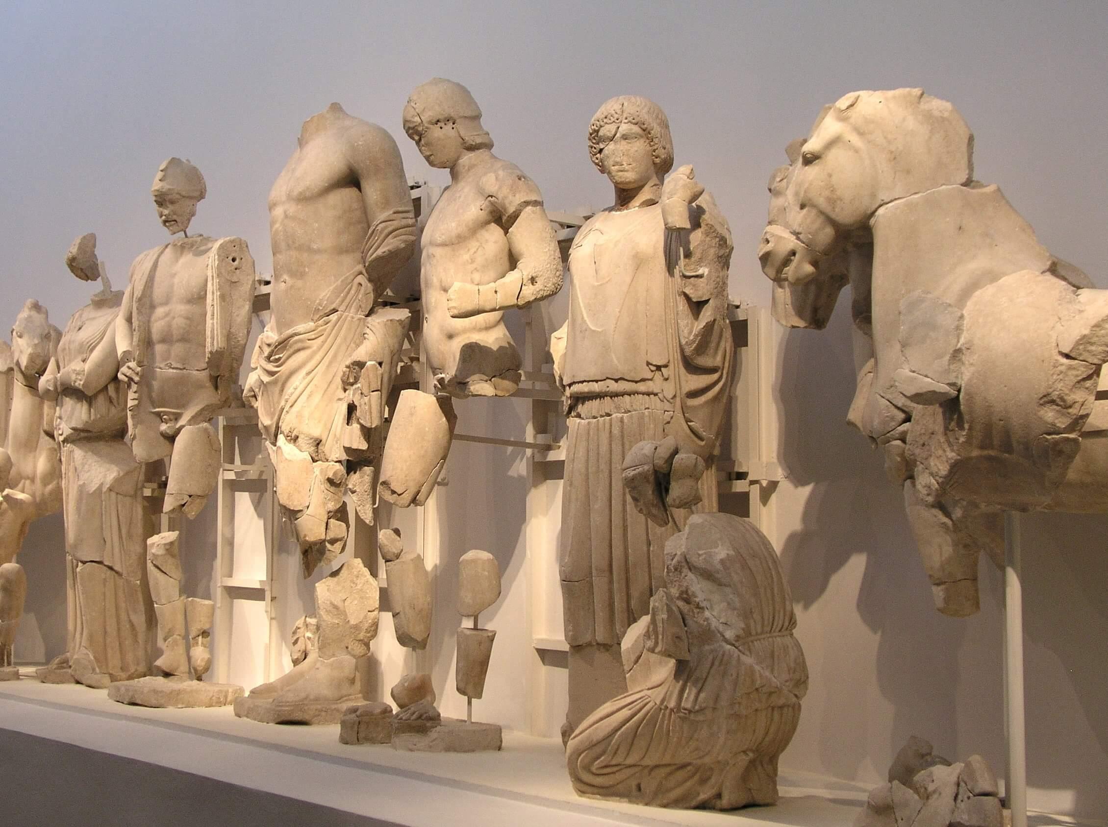 Произведения античного искусства
