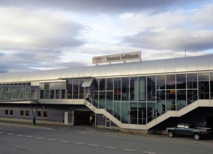 Аэропорт Тромсё