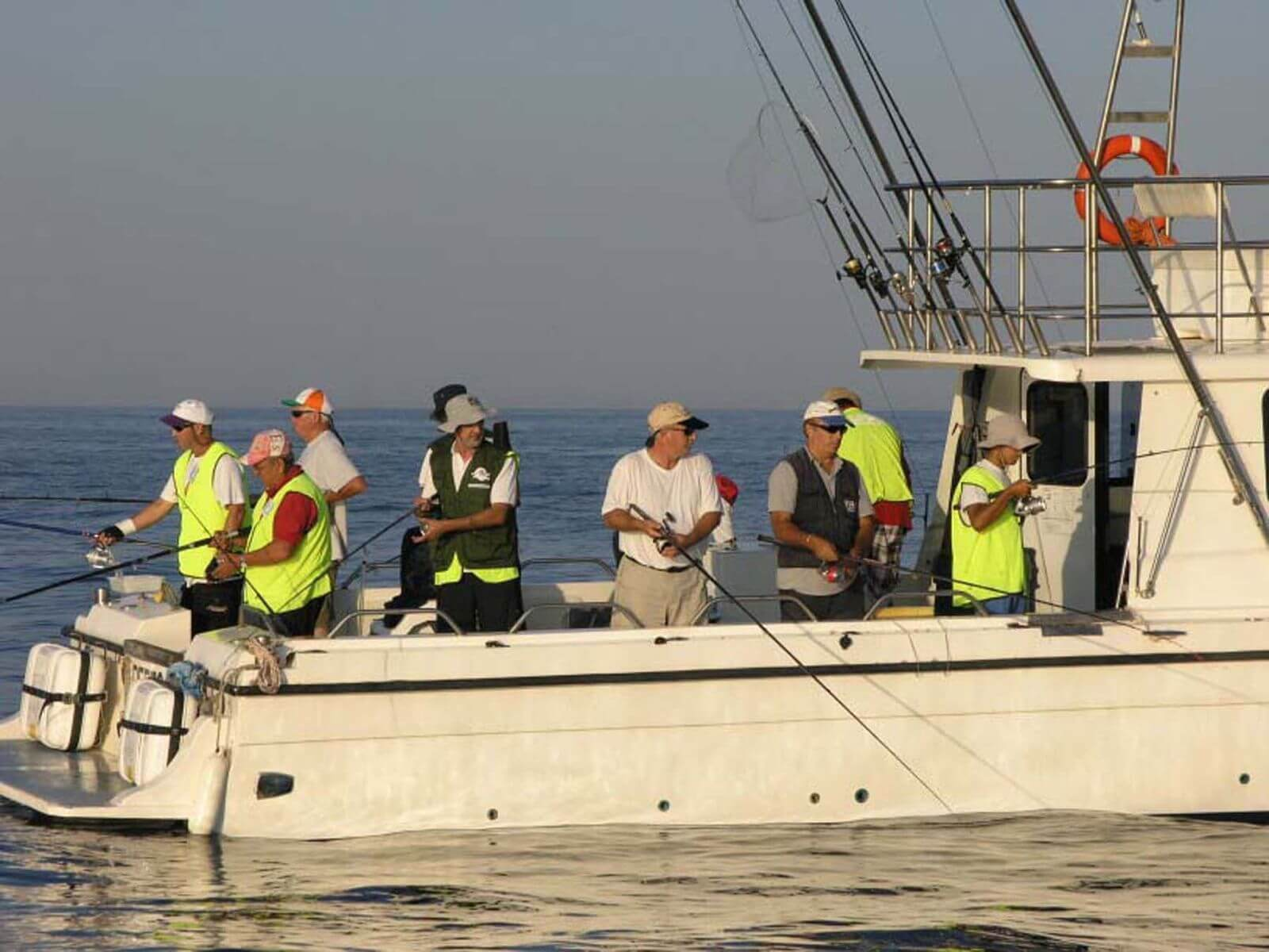 Рыбалка Кошта-да-Капарика