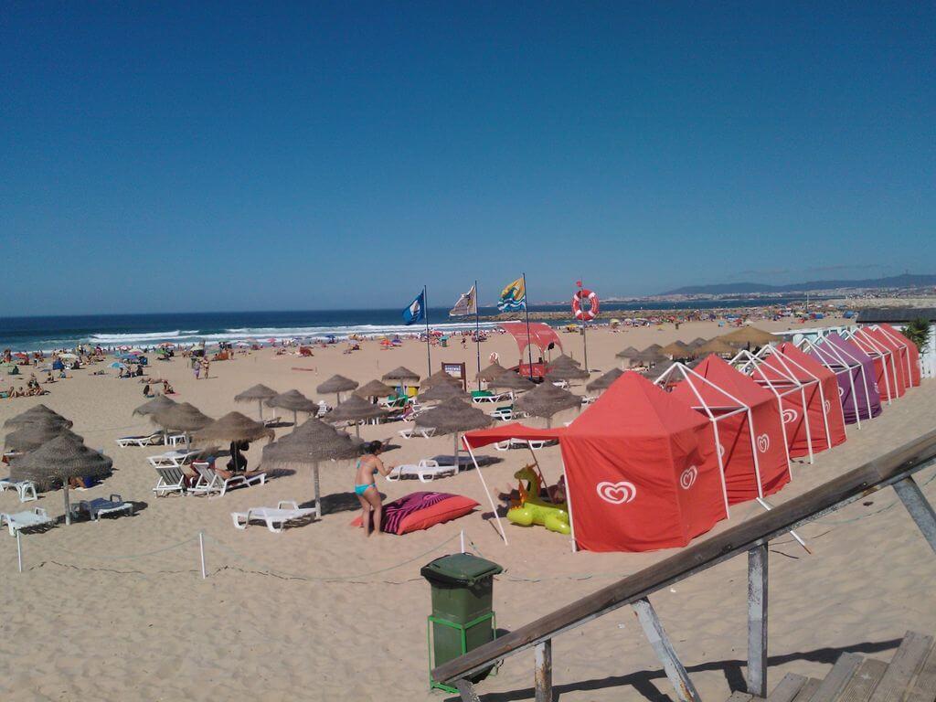 Пляж Кошта-да-Капарика