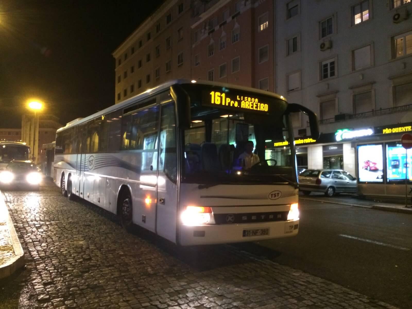 Автобус №161