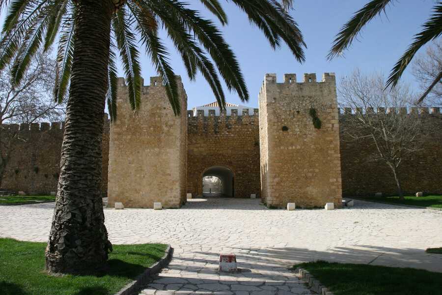 Замок губернатора