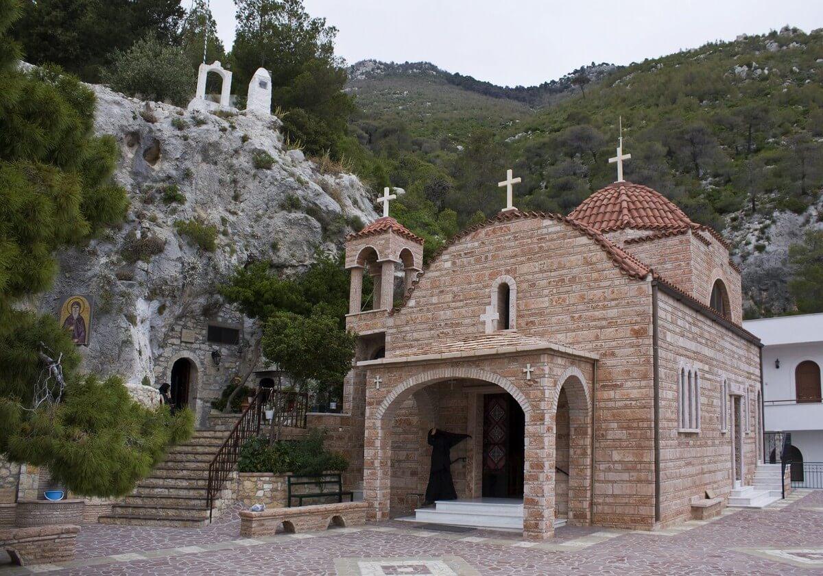 Монастырь св. Потапия