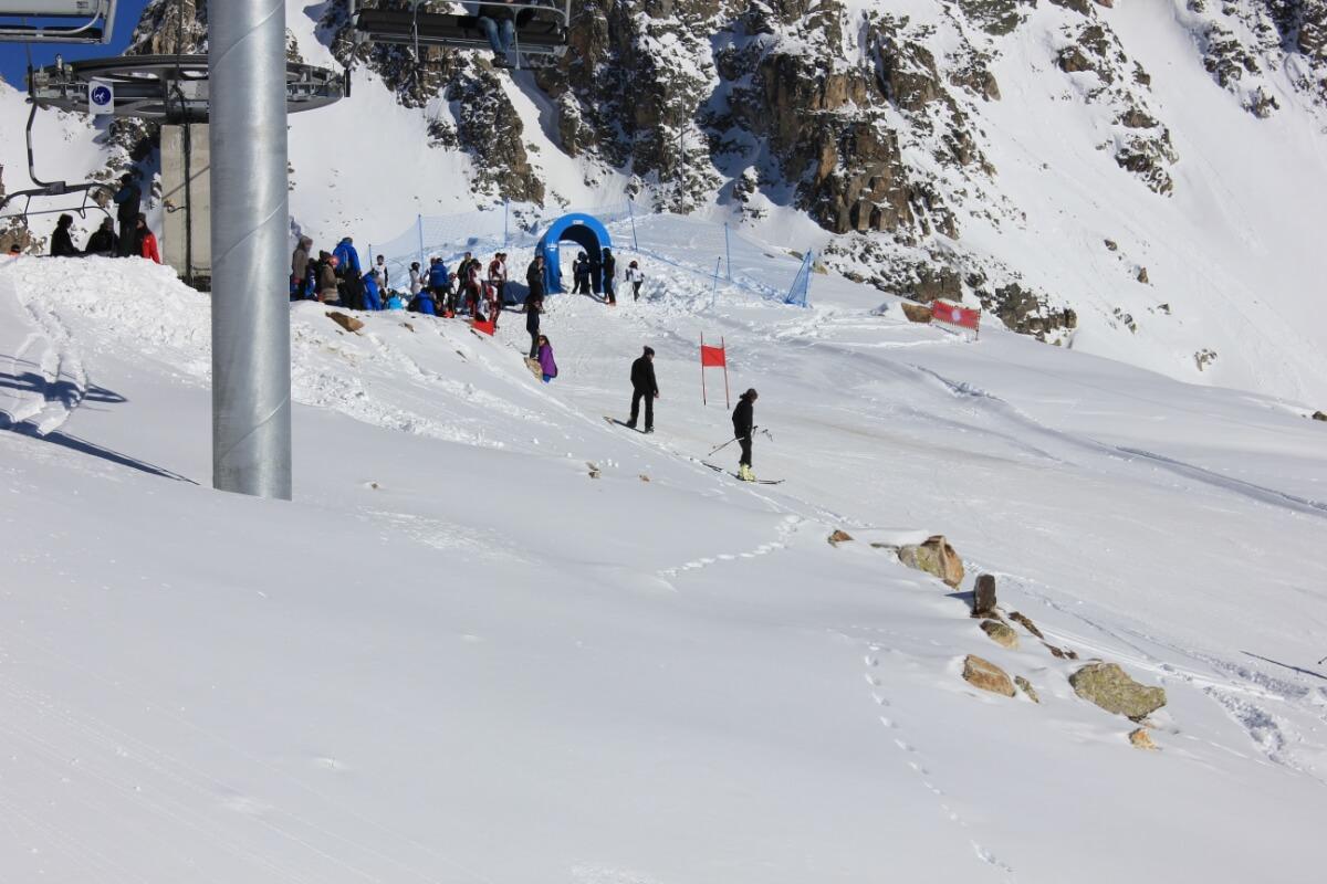 Тетнулди горнолыжный курорт