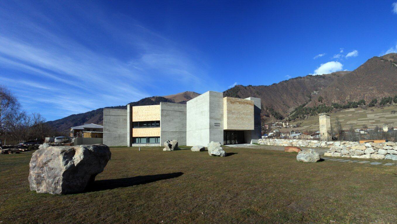 Музей истории и этнографии в Сванетии