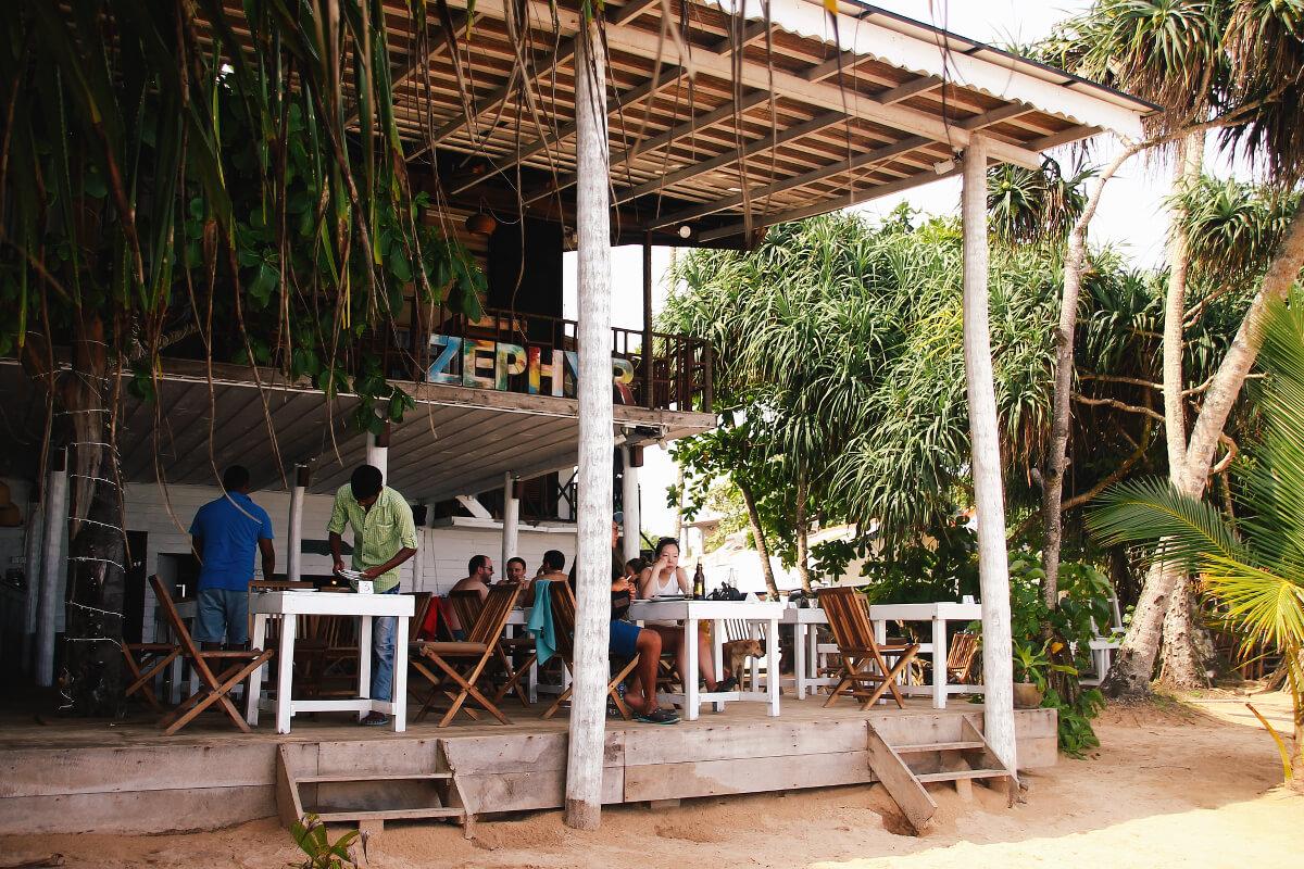 Ресторан Zephyr Restaurant